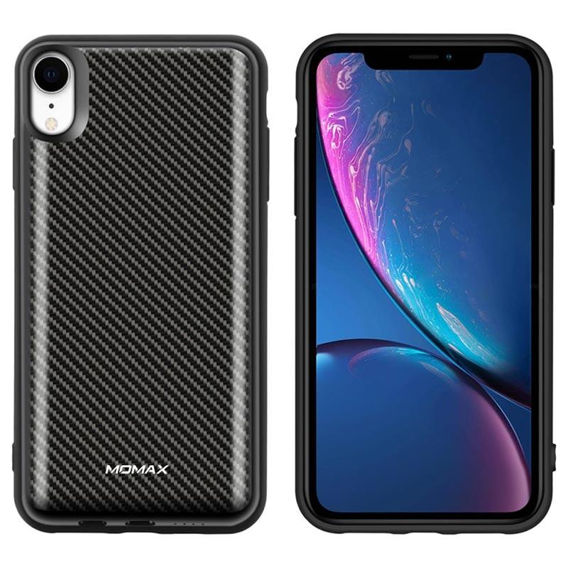 Momax Q.Power Pack iPhone XR Magnetisk Trådlös Batteri Skal