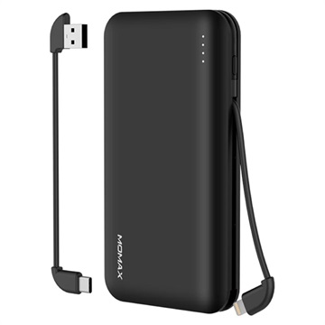 Momax iPower Minimal 5 Powerbank - 10000mAh