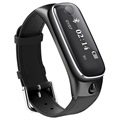 Multifunktionell Smartwatch & Bluetooth-headset M6 - Svart