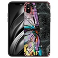 iPhone X / iPhone XS NXE Unique Series TPU-skal - Trollslända