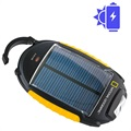 National Geographic 4in1 Solcellsladdare / Powerbank - 2000mAh