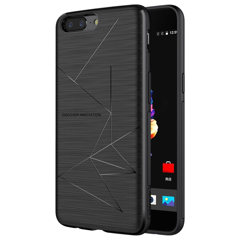 Nillkin Magic Samsung Galaxy S9 Trådlöst Laddningsskal - Svart 53664b397b066