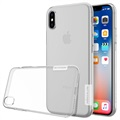 iPhone X / iPhone XS Nillkin Nature Series 0.6mm TPU-skal