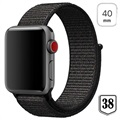Apple Watch Series 4/3/2/1 Nylonrem - 40mm, 38mm