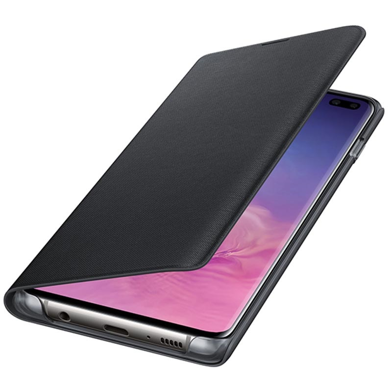 Samsung Galaxy S10+ LED View Cover EF-NG975PBEGWW