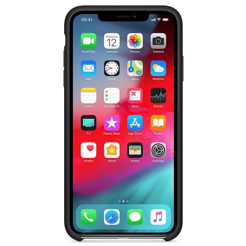 iPhone XS Max Apple Silikonskal MRWE2ZM A 4da9e65652ee2