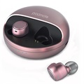 Padmate Tempo X12 TWS In-Ear Bluetooth-headset - Roséguld
