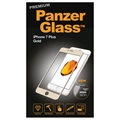 iPhone 7 Plus / iPhone 8 Plus PanzerGlass Premium Härat Glas Skärmskydd - Guld