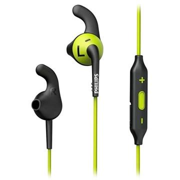 Philips ActionFit RunFree Bluetooth Sporthörlurar SHQ6500CL 00 - Grön Svart edf395bcf85e1