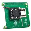 Raspberry Pi Power over Ethernet (PoE) GPIO HAT Module