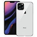 Puro 0.3 Nude iPhone 11 Pro Max TPU-skal - Genomskinlig