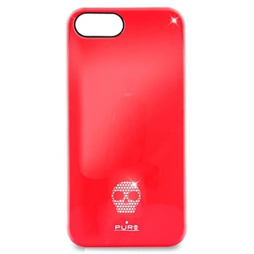 iPhone 5 / 5S / SE Puro Skull Click-On Skal