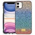 Rainbow Series iPhone 11 Hybrid Skal