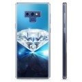 Samsung Galaxy Note9 Hybridskal - Diamant