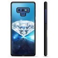 Samsung Galaxy Note9 Skyddsskal - Diamant