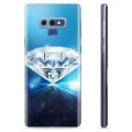 Samsung Galaxy Note9 TPU-Skal  - Diamant