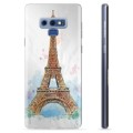 Samsung Galaxy Note9 TPU-Skal  - Paris