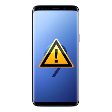 Samsung Galaxy S9 Volymknapp Flexkabel Reparation