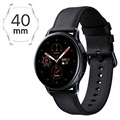 Samsung Galaxy Watch Active2 (SM-R835) LTE - Rostfritt Stål, 40mm