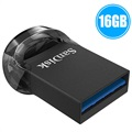 SanDisk Ultra Fit USB 3.1 Flashminne SDCZ430-016G-G46