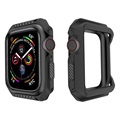 Apple Watch Series 4 Silikonskal - 40mm - Svart