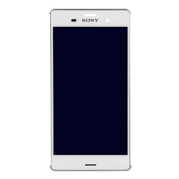 Sony Xperia Z3 Fram Skal   LCD Display 48046e10cfc31