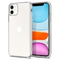Spigen Liquid Crystal iPhone 11 TPU Skal - Genomskinlig