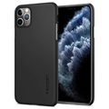 Spigen Thin Fit iPhone 11 Pro Max Skal - Svart