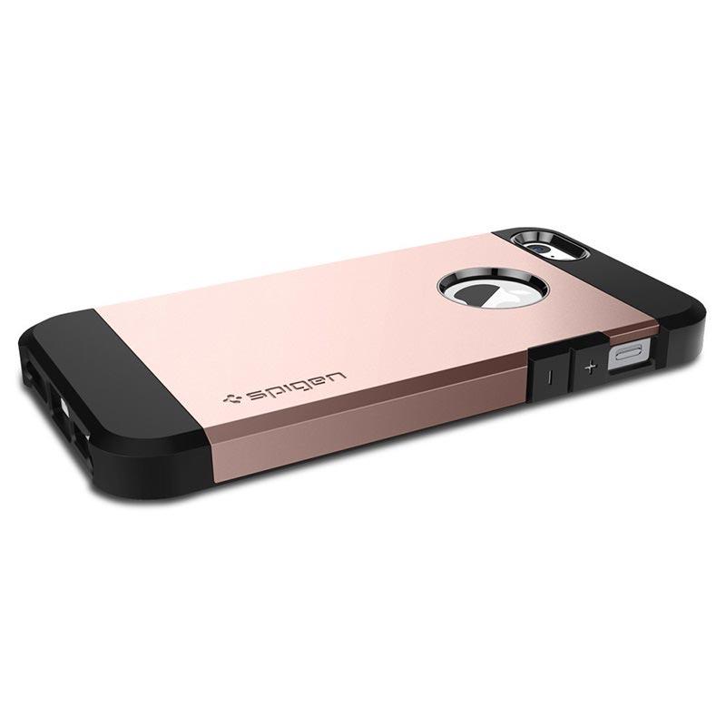 iPhone 5 5S SE Spigen Tough Armor Skal fd23024d92a95