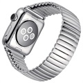 Apple Watch Series SE/6/5/4/3/2/1 Rostfritt Stål Expansionsband - 44mm, 42mm