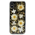 SwitchEasy Flash iPhone XS Max Hybrid Skal - Daisy