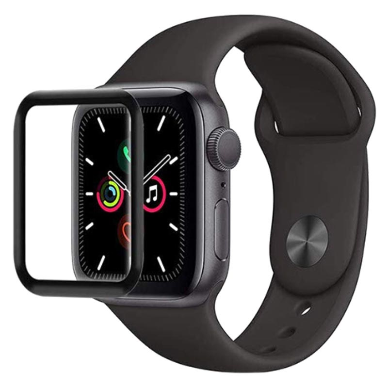 Apple Watch Series 5/4 Härdat Glas Skärmskydd - 40mm