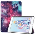 Tri-Fold Series iPad Mini (2019) Smart Foliofodral - Galax
