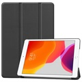 Tri-Fold Series iPad 10.2 Smart Foliofodral - Svart