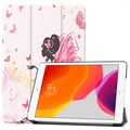Tri-Fold Series iPad 10.2 Smart Foliofodral - Fe