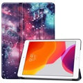 Tri-Fold Series iPad 10.2 Smart Foliofodral - Galax