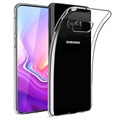 Usams Primary Color Samsung Galaxy S10e TPU-skal - Genomskinlig