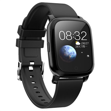 Vattentätt Bluetooth Sports Smartwatch CV06 - Silikon
