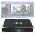 X96H Kraftfull 6K TV Box med Android 9.0 - 4GB RAM, 64GB ROM