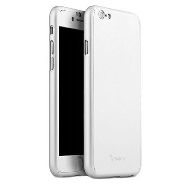 iPhone 6S iPaky 360 Skyddsskal - Silver