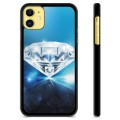 iPhone 11 Skyddsskal - Diamant