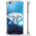 iPhone 6 Plus / 6S Plus Hybridskal - Diamant