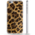 iPhone 6 / 6S TPU-Skal  - Leopard
