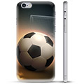 iPhone 6 / 6S TPU-Skal  - Fotboll