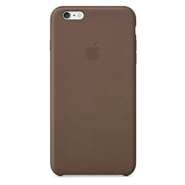 iPhone 6 Plus   6S Plus Apple MGQR2ZM A Läder Skal 6ebe7e8e7922c