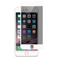 iPhone 6 Plus / 6S Plus Moshi iVisor Glas Privacy Displayfilm - Vit