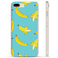 iPhone 7 Plus / iPhone 8 Plus TPU-Skal  - Bananer