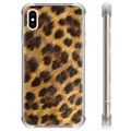 iPhone X / iPhone XS Hybridskal - Leopard