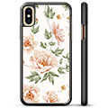 iPhone X / iPhone XS Skyddsskal - Blommig