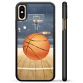 iPhone X / iPhone XS Skyddsskal - Basket